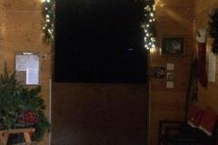 Christmas-barn